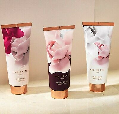 Ted Baker Body Wash Various Full Size 200ml Brand New Authentic