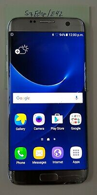 Samsung Galaxy S7 edge SM G935 Cracked OEM LCD Touch Digitizer Screen Display
