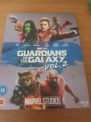Guardians of The Galaxy Vol 2 Blu Ray**Sleeve only**