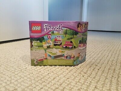 LEGO 40264 Friends Build My Heartlake City Accessory Set Rare Retired New
