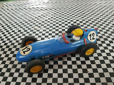 Scalextric C54 Vintage 60s Lotus F1 French all original in fabulous condition