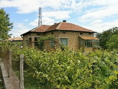 Bulgarian House village of Jiten 1485 Sq m of land viewing trip from Varna 99.00