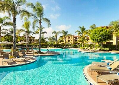 SAN DIEGO HILTON Resort HGVC MarBrisa 7 Night LEGOLAND 2 BEDROOM Suite 8/18~8/25