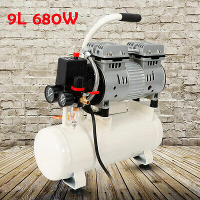 Automotive Tools & Supplies Official Website Aflatek Silent Compressor 10 Litre Oil Free Low Noise 66db Clinic Air Compressor Business & Industrial
