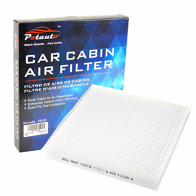 MAP 1027W (CF11183) Cabin Air Filter Replacement Fits DODGE Durango JEEP