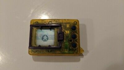 Digimon Virtual Pet (Yellow 1997)