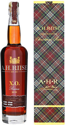 A.H. RIISE XO Christmas Rum