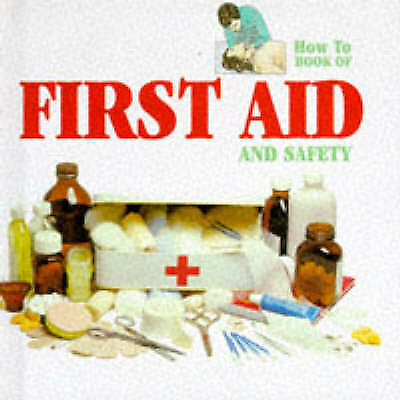 """""""AS NEW"""" First Aid and Safety (How to S.), , Book"""