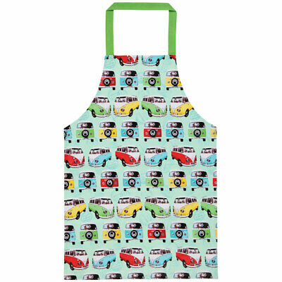 Child / Teenager PVC Apron Campervan by Ulster Weavers