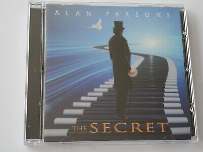 Alan Parsons - The Secret (2019) Like New, Multipage booklet