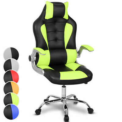 Office Executive Gaming Chair Armrests Office Desk Chair Modern Ergonomic Swivel