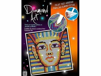 Diamond Art Tutankhamun  - Brand New