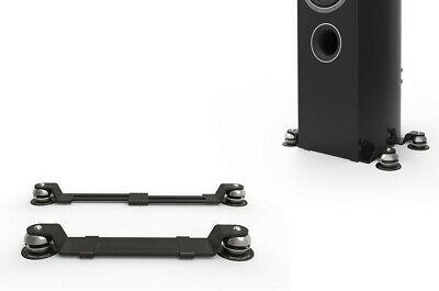 Townshend Audio Size 1 Podiums and 2 x Size 2 Platforms with A Load Cells