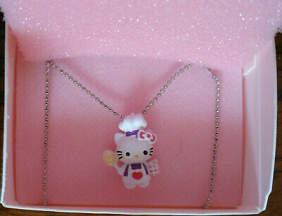 Avon Hello Kitty Hobby Necklace - Cook - New!