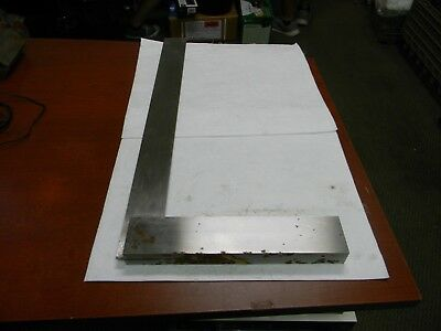 "Pro 23-1/2"" Long Blade 13"" Long Base Steel Square 06508162"