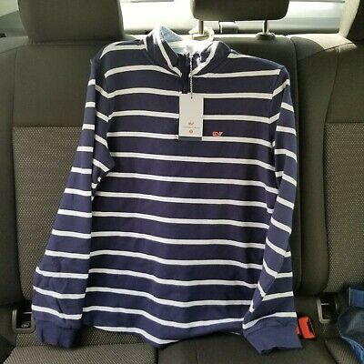 Vineyard Vines For Target NWT Womans Striped Pullover SIze XL In Hand