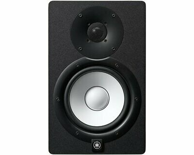 Yamaha HS7 Powered Studio Monitors (Pair) + Premium Stands + Neutrik Cables