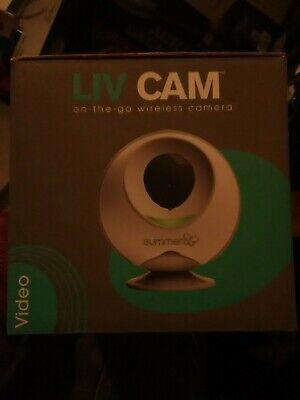 Summer Infant LIV Cam On-the-Go Wireless Camera Baby Monitor