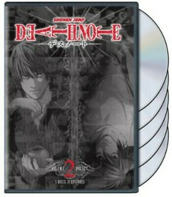 Death Note: Volume 2 [New DVD] Boxed Set, Full Frame, Subtitled, Eco Amaray Ca