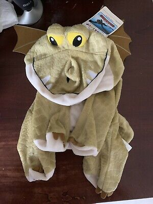 NWT Build A Bear How To Train Your Dragon Meatlug Unstuffed sold out