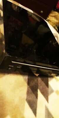 Nintendo Wii Black Replacement Console Only RVL-101 TESTED! GameCube Compatible