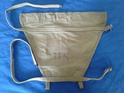 WW2 US Army Haversack M1928 Pack Tail Piece Carrier Dated 1942