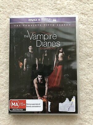 The Vampire Diaries: S5 Series / Season 5 DVD R4