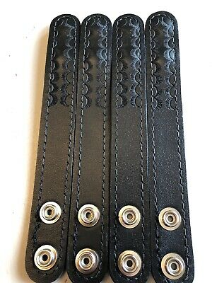 Safariland 4-Pack 2-Button Belt Keepers (0121)