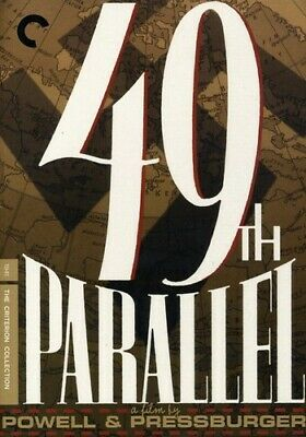 49th Parallel [2 Discs] [Criterion Collection] DVD Region 1