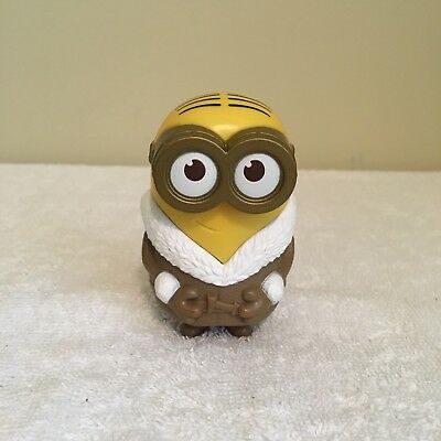 Ice Cave Minion 2015 Despicable Me McDonalds Happy Meal Talking Toy Figure