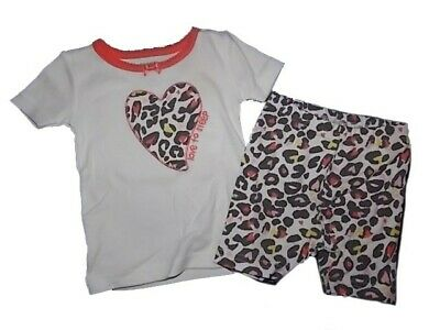 NWT Girl/'s Gymboree candy shirt shorts pajamas gymmies ~ 12 18 24 months 2T 3