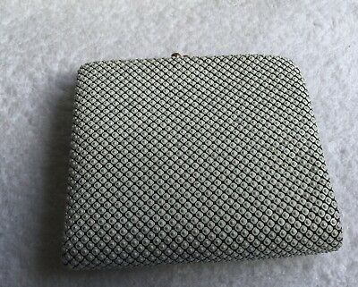 "Oroton Glomesh Vintage Ladies Cream Wallet ""Like New"""