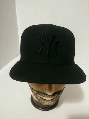 cc4cb5762 NEW YORK YANKEES New Era Orange Outline Neon Pop 59FIFTY Fitted Hat ...