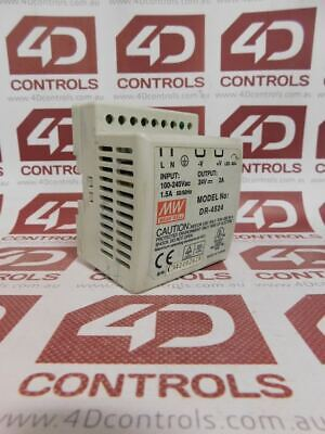 Mean Well DR-4524 Power Supply - Used