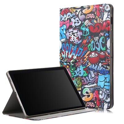 PU Leather Stand Smart Cover for Samsung Galaxy Tab S5e SM-T720 / SM-T725