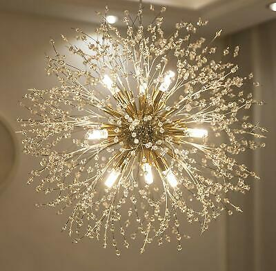 Ceiling Lights & Chandeliers Garwarm Modern Crystals Chandeliers Small Chandelier Pendant Lighting,Ceiling