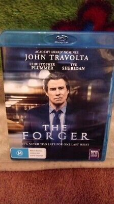 The Forger  Blu-Ray NEW/UNSEALED REGION FREE