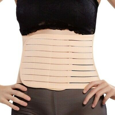 Pregnancy Postnatal Recovery Belly Belt Postpartum Support Wrap Band Girdle AU