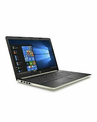 HP 15-db0997na 15.6 Inch FHD Laptop - (Gold) Great Condition