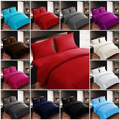 Thick Microfiber Duvet 10.5, 13.5, 15 Tog Warm Quilt Single Double King Size