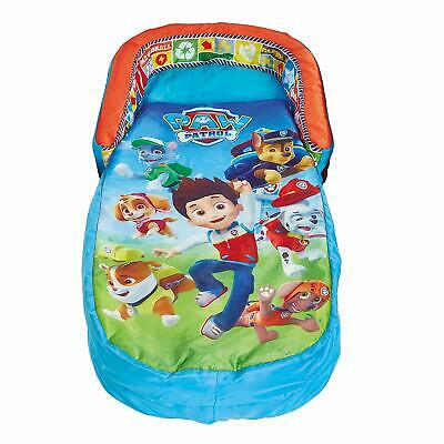 BNIB Paw Patrol  MY FIRST READY BED Combo Airbed & Sleeping Bag