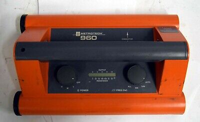Metrotech 690 Underground Pipe & Cable Locator Transmitter (only)