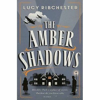"""""""AS NEW"""" The Amber Shadows, Ribchester, Lucy, Book"""