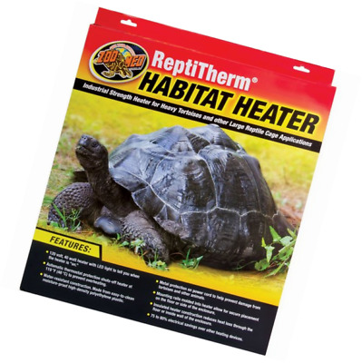 Zoo Med Laboratories SZMRH20 40-Watt Repti Therm Habitat Heater