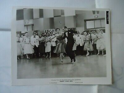FRED ASTAIRE+LESLIE CARON/DADDY LONG LEGS/  PH20/  photo originale
