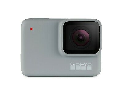 GoPro HERO7 Waterproof Digital Action Camera - White (CHDHB-601)