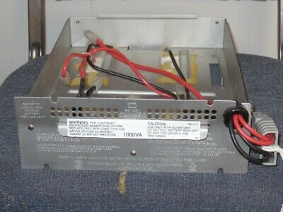 apc battery tray, wiring, fuses and harness for su1000rm2u - no batteries