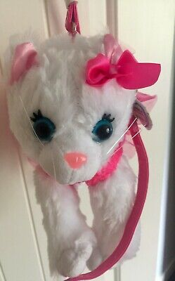 36a1cc9d10be POOCHIE & CO. Girls' Kitty Purse Pink With Sequins - $5.00 | PicClick