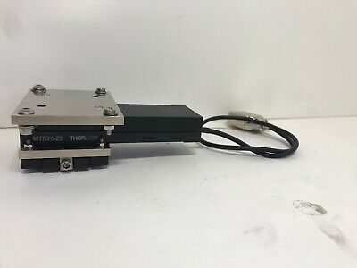 Thorlabs MTS25-Z8 Motorized Linear Translation Stage 25mm Stainless Steel Mounts