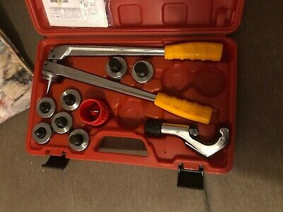 Lever Tube Expander Tools Kit. CT-100A. Professional Copper Refrigeration Tools